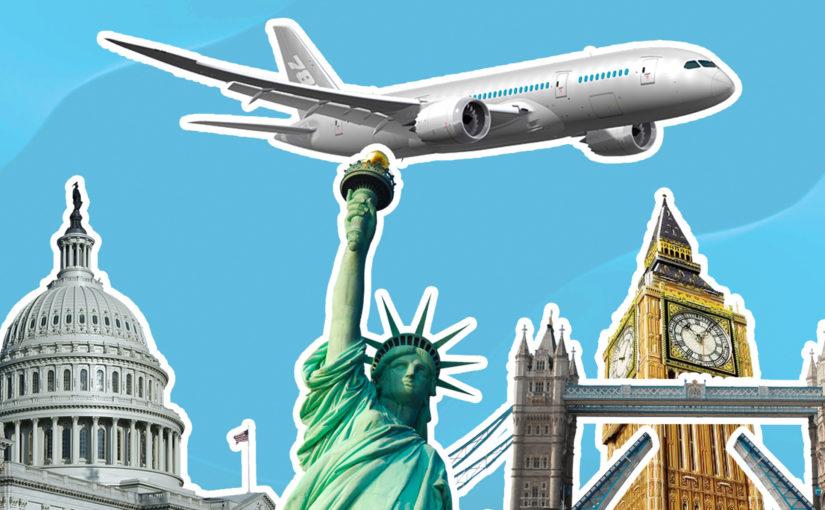 Дешёвые авиабилеты: как улететь на курсы английского и сэкономить