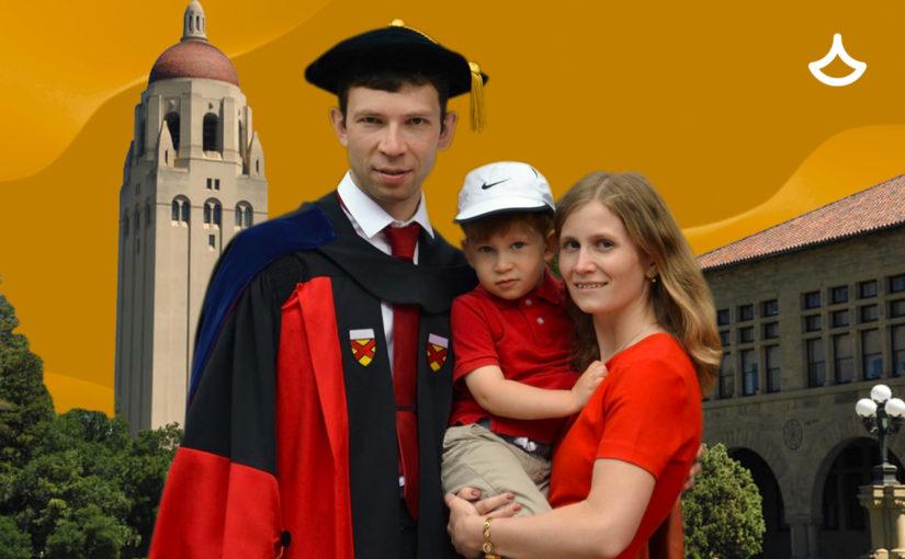 История Ивана — три года усилий ради PhD в Стэнфорде