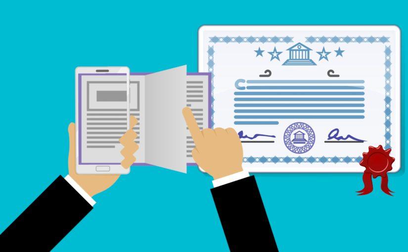 Эвалюация диплома для учёбы в США