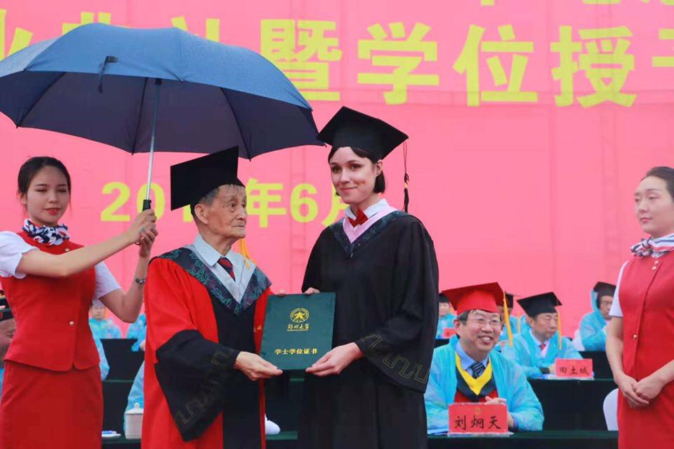 Поступить в университет в Китае