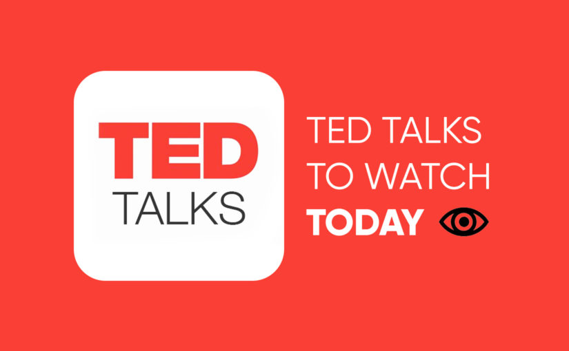 7 роликов TED о том, что волнует в 2021 году